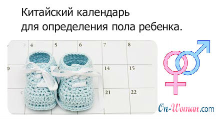 Беременность по дате зачатия