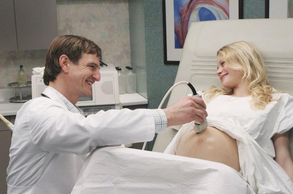 21 неделя беременности очень сильно тянет живот: